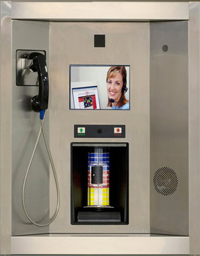 Remote Teller Kiosks