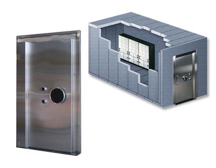 Modular Vault Panels and Doors